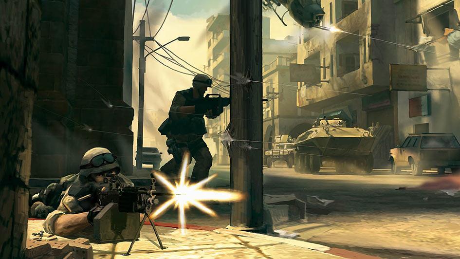 Battlefield 2 Quick Overview