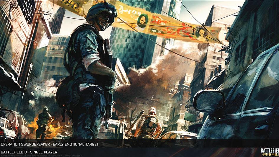 Battlefield 3 Battleblog #1 – Philosophy