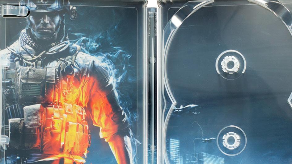 Battlefield 3 Steelbook Edition For Sweden
