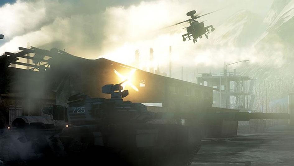 Battlefield Bad Company 2 Gameplay #2