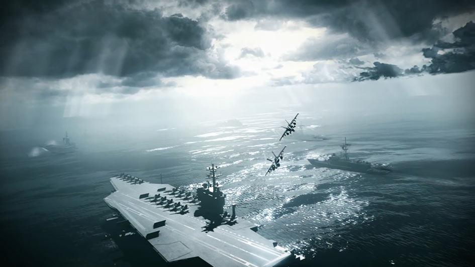 Battlefield 3 Unofficial Trailer