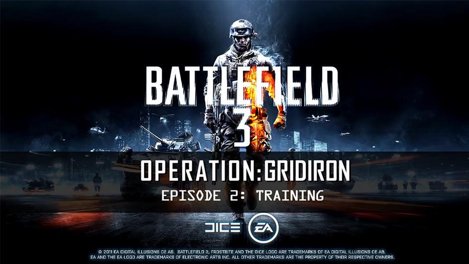 Battlefield 3 Operation Gridiron: Episode 2