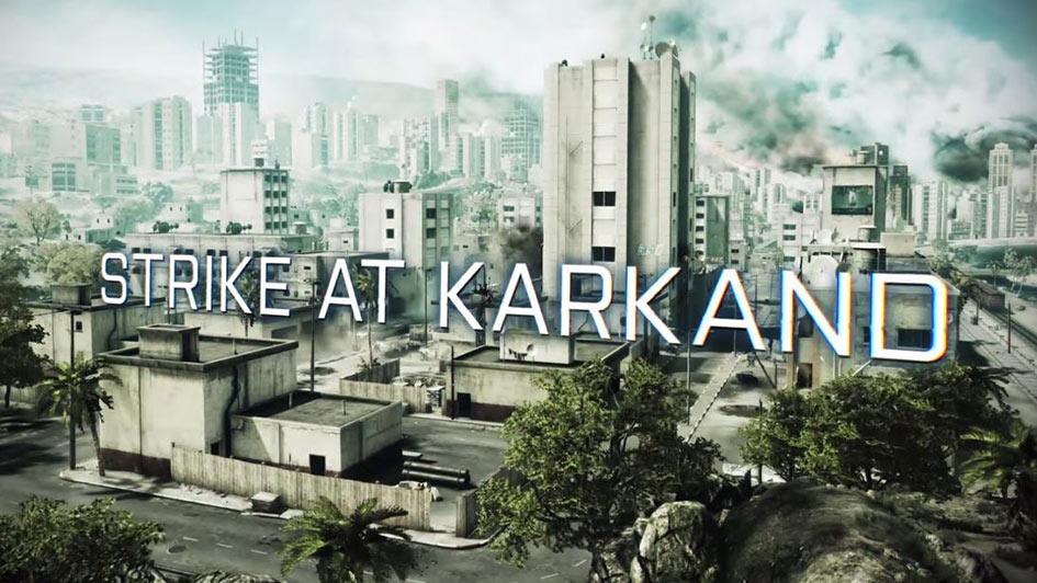 Battlefield 3 Strike at Karkand Trailer