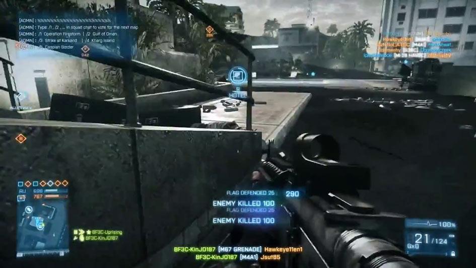 Battlefield 3 Back To Karkand Infantry