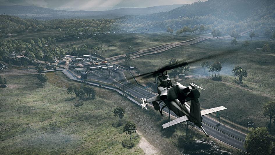 Battlefield 3 Rolling In The Deep - Chopper