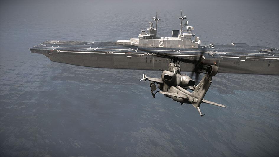 Battlefield 3 Wake Island - Gulf Of Oman Chopper