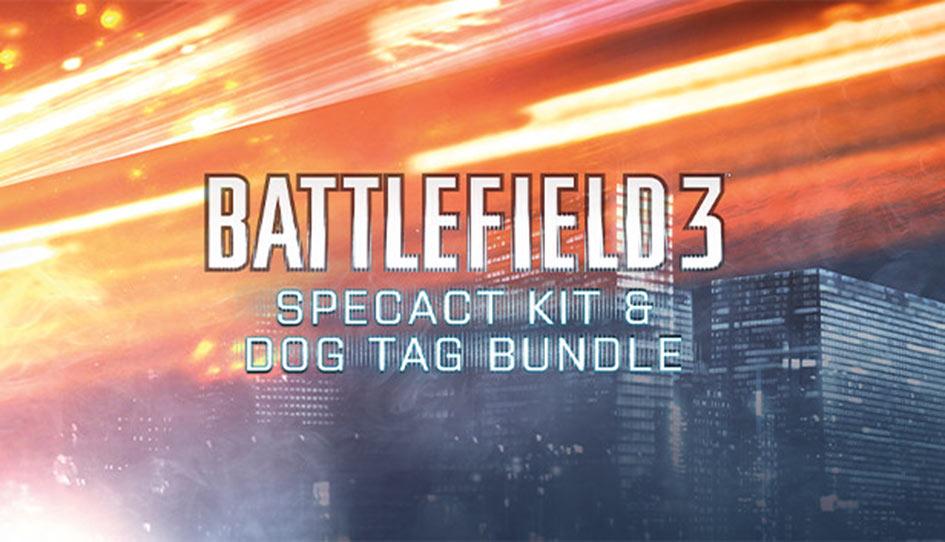 Battlefield 3 SPECACT Kit