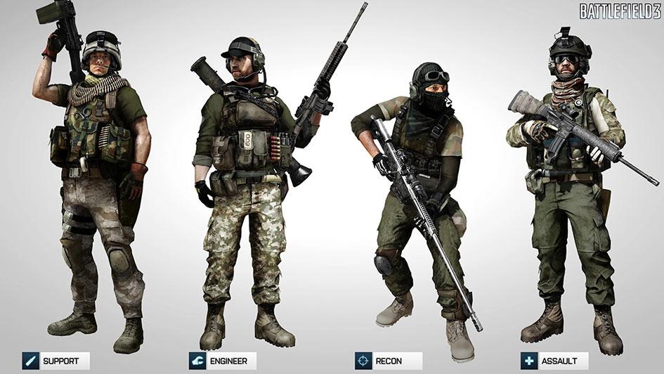 Battlefield 3 SPECACT Kit - USA