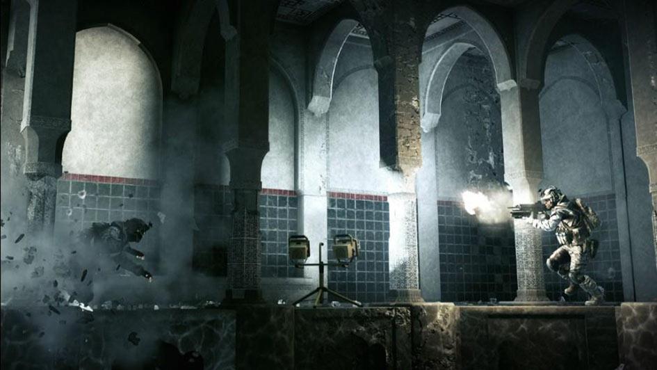 Battlefield 3 Ziba Tower Trailer