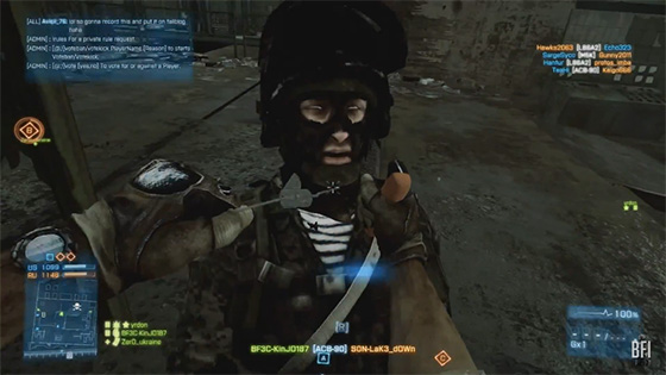 Battlefield 3 Scrap Metal - Conquest Domination