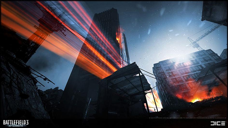 Battlefield 3 Epicenter Gameplay - Aftermath