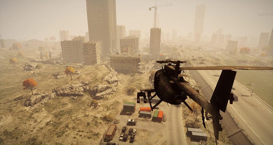 Battlefield 3 Aftermath Markaz Monolith