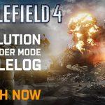 Battlefield 4 Levolution, Commander and Battlelog