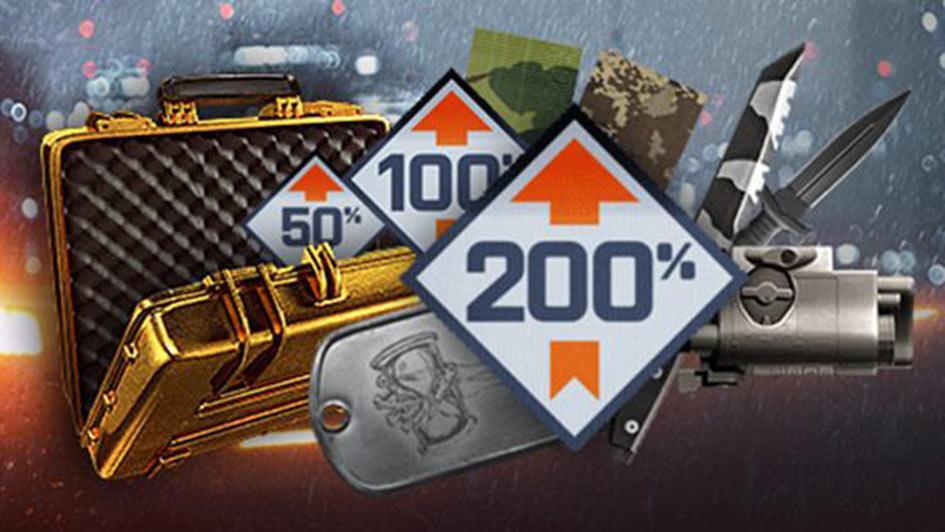 Battlefield 4 Battlepacks