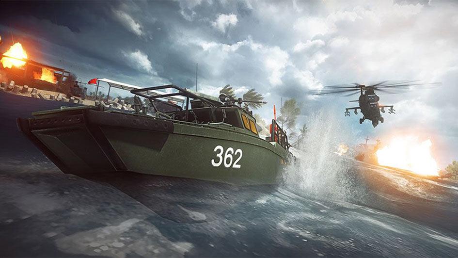 Battlefield 4 Naval Strike Giveaway - PC