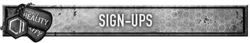 Project Reality Commander SignUps
