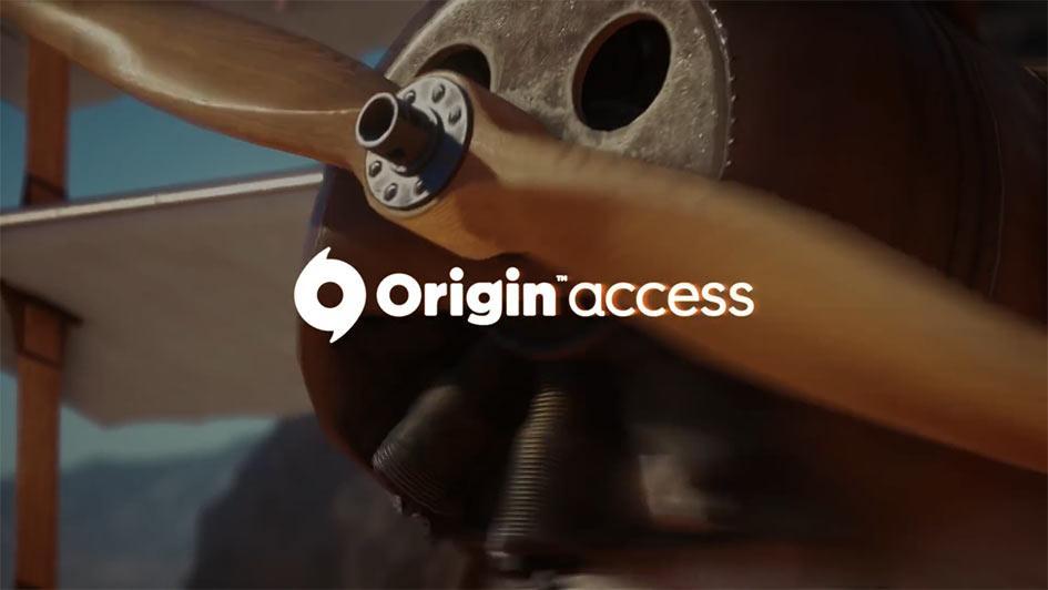 Play Battlefield 1 First on October 13 - Origin Access