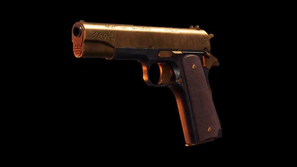 Battlefield 1 Incarcerator Weapon Skin