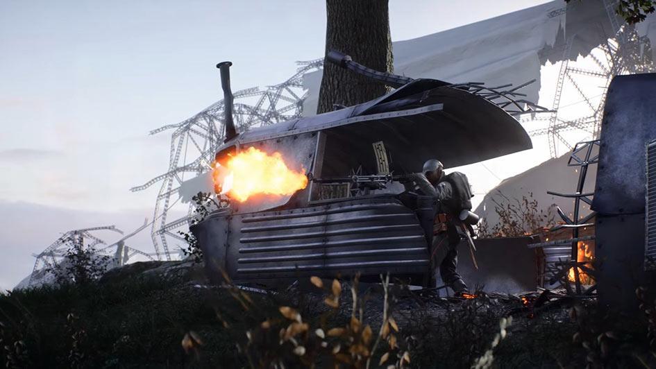 Battlefield 1 Update - Giant's Shadow Release