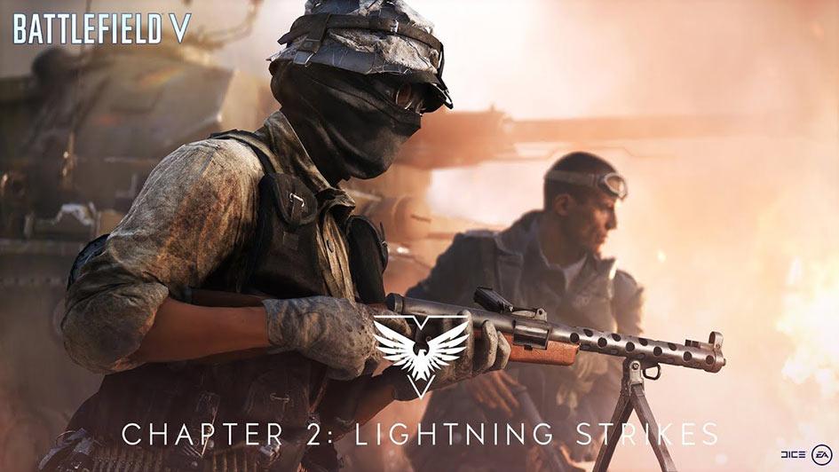 Battlefield V Tides of War Chapter 2 - Update 3