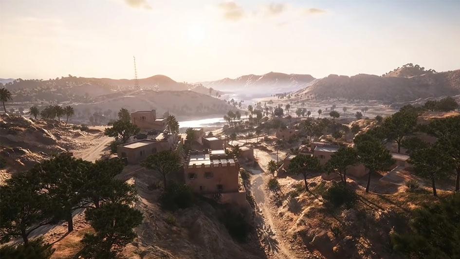 Battlefield V Al Sudan Update Delayed