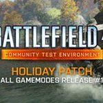 Battlefield 4 CTE Holiday Patch - All Game Modes