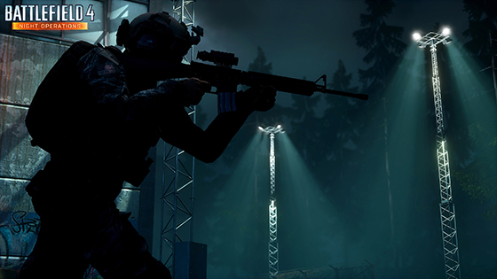 Battlefield 4 Night Operations Is Now Live