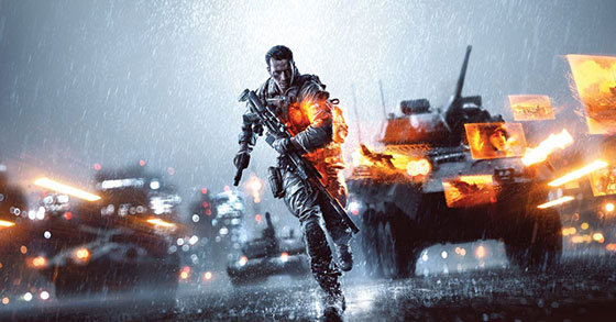 Battlefield 4 Motion Controls Are A Gimmick