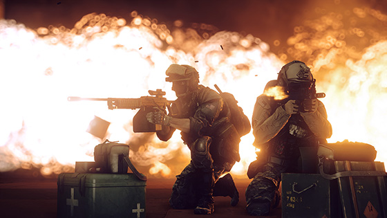 Join The Exclusive Battlefield 4 Beta