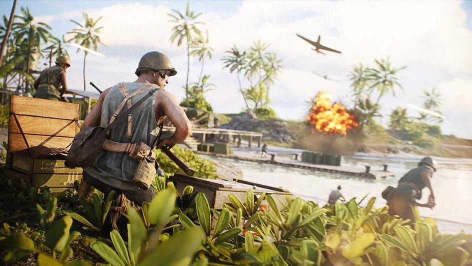 Battlefield V Fall Update - Nov 17th