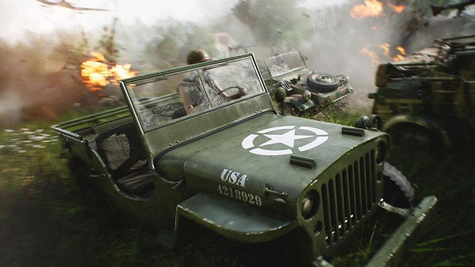 Battlefield V Update 7.3
