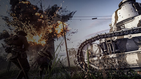 Battlefield 1 Incursions Is Killed