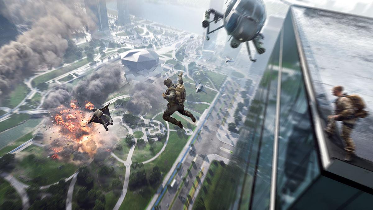 Battlefield 6 Livestream Reveal Trailer
