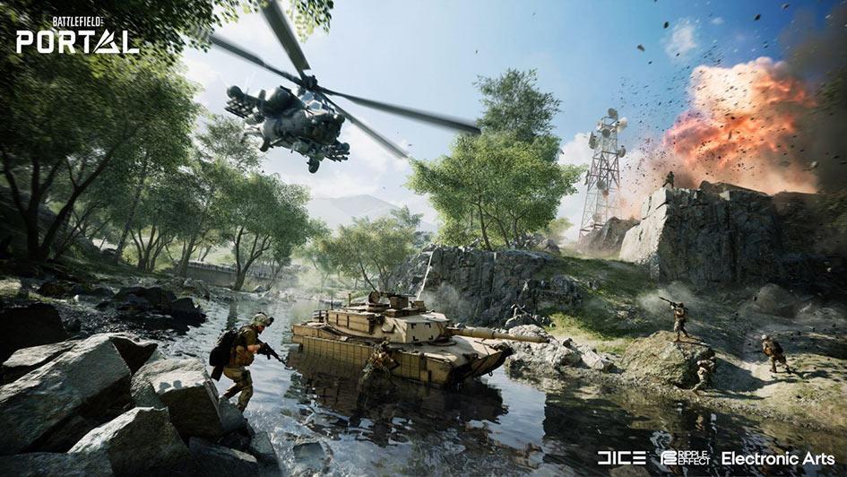Battlefield 2042 EA Play Stream
