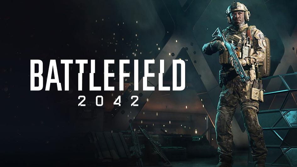 """Battlefield 2042 Kimble """"Irish"""" Graves"""