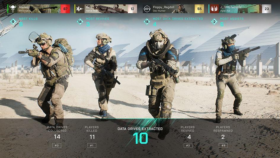 Battlefield 2042 Hazard Zone